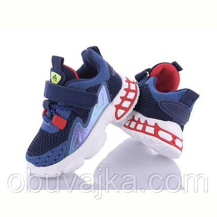 Спортивне взуття оптом Дитячі кросівки 2021 оптом від фірми Сонце(21-26), фото 2