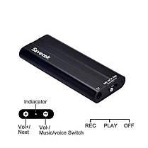 Міні диктофон з активацією голосом Savetek 600, 16 Гб, 50 годин запису КОД: 5696, фото 3