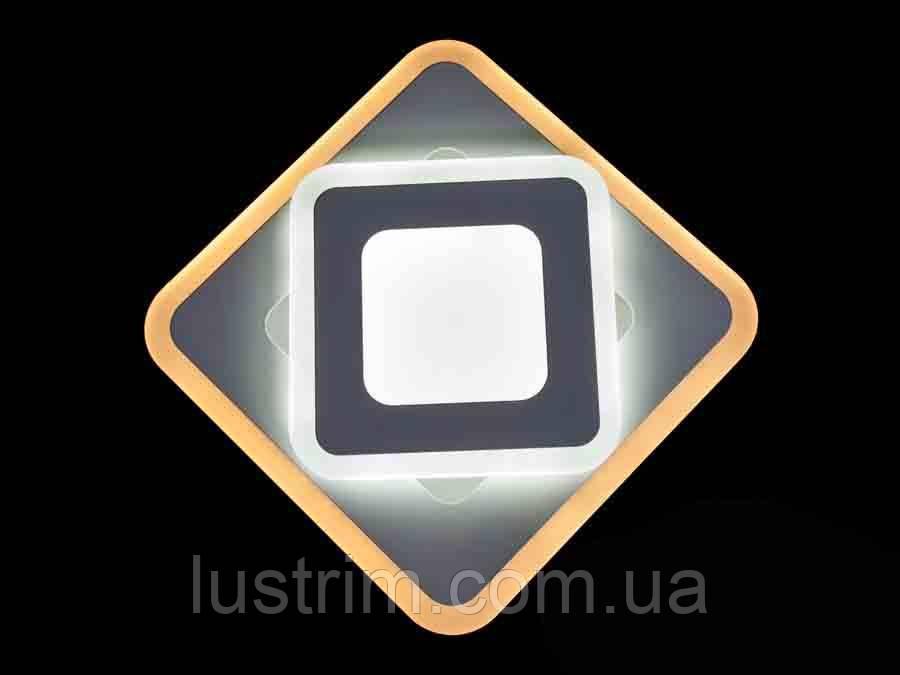 Светодиодный светильник настенно-потолочный 22W