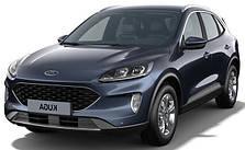 Защита двигателя на Ford Kuga (c 2019 --)