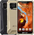 Защищенный смартфон Oukitel F150  Bison 2021 6/64Gb  Black MediaTek G25 8000 мАч, фото 3