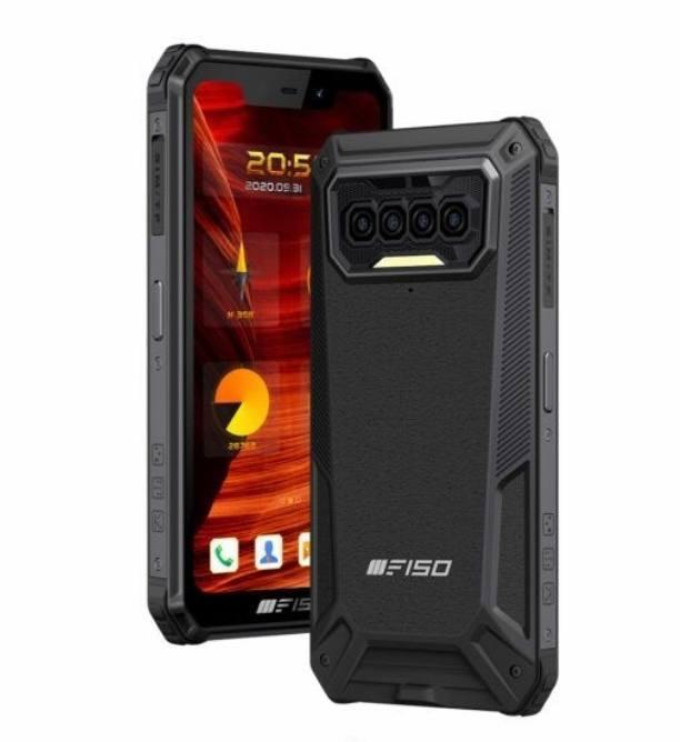 Защищенный смартфон Oukitel F150  Bison 2021 6/64Gb  Black MediaTek G25 8000 мАч