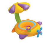 Дитячий надувний круг, Плотик з ніжками Intex для самих маленьких арт.56580, фото 2