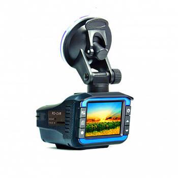 Видеорегистратор автомобильный с радаром Dvr Radar 1080P 7657