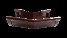 Водостічні системи Profil кут зовнішній 135 градусів 90/75 мм