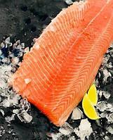 Филе лосося свежемороженное, 1кг