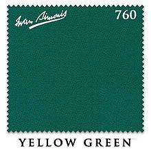 Сукно Simonis-760 Yellow Green для бильярдного стола