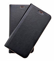 Чохол-книжка Florence Xiaomi Redmi Note 8T TOP №2 leather Black, фото 1