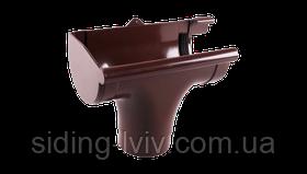 Лійка ліва/права Profil для ринви 130 мм Профіл