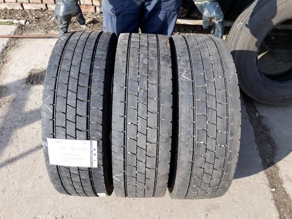 Шины б.у. 235.75.r17.5 Continental LDR1+ Континенталь. Резина бу для грузовиков и автобусов