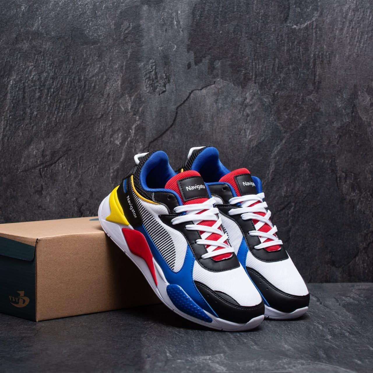 Чоловічі кросівки в стилі Ривал 90