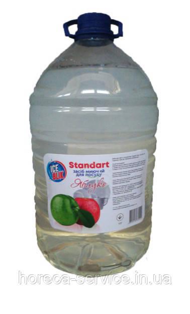 Жидкое мыло ICE BLIK Standart с бальзамом. в ассортименте 5 л.