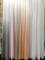 Тюль омбре грек сітка без вишивки Гардина розтяжка сітка з обтяжувачем Турецька для спальні гостьовий дитячої