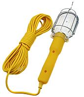 Светодиодная переносная лампа 24LED, провод 10 метров