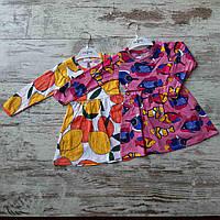 Трикотажне дитяче плаття Малюнок для дівчинки 3-7 років,модель уточнюйте при замовленні
