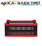 Ящик складной, пластиковый, загрузка 30 кг, 47 л., 600*400*260 мм, фото 4