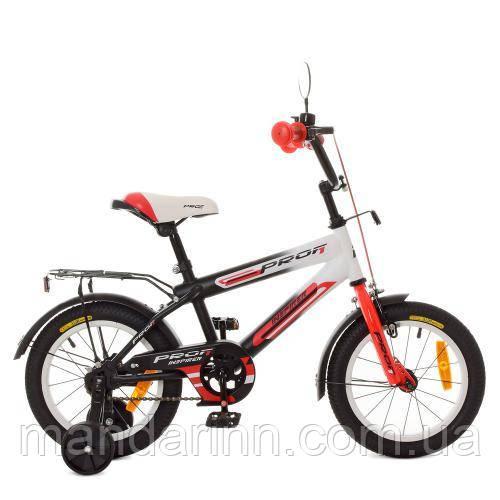 Велосипед детский PROF1 14д. SY1455