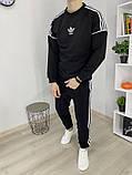 Мужской спортивный костюм Adidas Out, фото 3