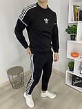 Мужской спортивный костюм Adidas Out, фото 5