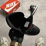 Жіночі кросівки Nike Air Jordan 1 SE Black, фото 5
