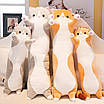 Мягкая игрушка подушка обнимашка кот антистресс, фото 9