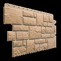 Фасадна панель Dockе колекція BURG Оливка, цокольний сайдинг