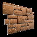 Фасадна панель Dockе колекція BURG Кукурудзяний , цокольний сайдинг