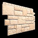 Фасадна панель Dockе колекція BURG Пшенична , цокольний сайдинг