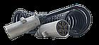 Кабель електричний поліуретановий спіральний 7 метрів + (2 вилки на 7 виходів) (N - тип), фото 2