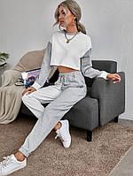 Стильный женский спортивный костюм Размер: 42-44, 46-48