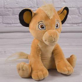 """М`яка іграшка """"Лев"""", Копиця 00060-3, 25x23x17"""