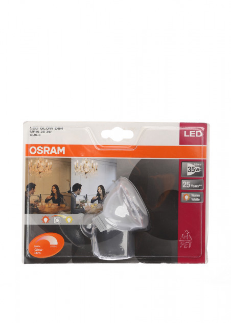 Светодиодная лампа OSRAM MR16 35 36° GU5.3 35W