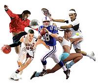 Командные виды спорта и активн...