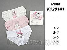 Комплект трусиків для дівчинки TM Katamino оптом, Туреччина р.5-6 років (110-116 см) 3 шт