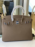 Жіноча сумка Гермес Біркін 35 см (репліка), фото 1