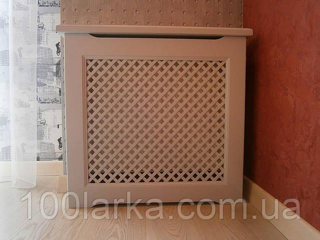 Деревянные решетки экраны на радиаторы отопления (экраны для всех типов батарей)