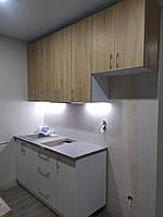Кухня в гостинку