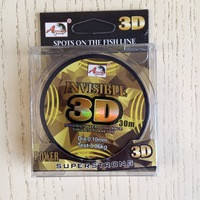 Леска Invisible 3D 30 м