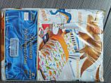 Полуторка бязь постільна білизна Динозаврики, фото 2