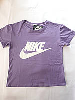 Женская летняя футболка NIKE размер 46-48,цвет уточняйте при заказе, фото 1