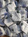 """Респіратори KN95 FFP2 5-и шарові без клапана білий оригінал """"Kingiskin"""" / захисні маски КН95 ффп2, фото 5"""