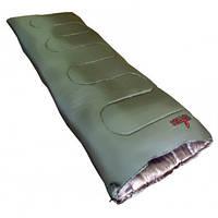 Спальний мішок-ковдра Totem Woodcock XXL олива