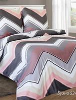 Постельное белье, белорусская бязь, комплект постельного белья Буэно розов.