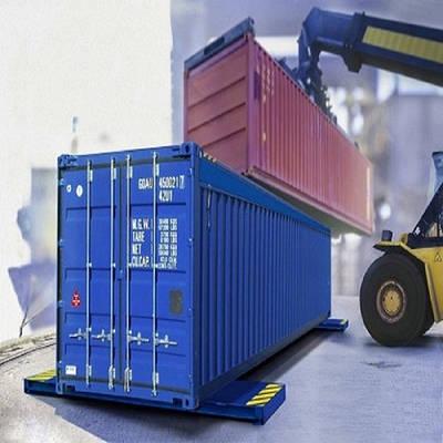 Весы контейнерные