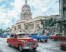 Картина по номерам Яркая Куба, 40х50 ArtStory (AS0859)