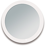 Зеркало круглое карманное маленькое разные цвета TITANIA art.1540L, фото 4