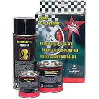 Краска для суппортов MOTIP Brake Caliper термостойкая красная (600мл)  889783
