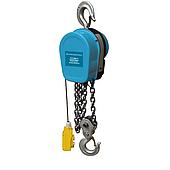 Таль цепная электрическая Kraissmann 3000 EKB 3.0 (3 тонны, высота подъема 3 метра, электрический подъем)