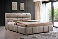 Двуспальная кровать, Signal Bolonia 160X200 (BOLONIA160CACH), Капучино