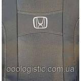 Авточехлы Nika на Honda CR-V 3 2006-2011 ,Хонда CR-V 3 2006-2011 года, фото 2